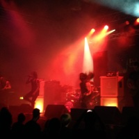 Berlin / Huxley's Neue Welt / Heaven Shall Burn + Hypocrisy + Dying Fetus + Bleed From Within