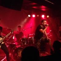 Berlin / Magnet Club / Dark Tranquillity + Tristania + Hell's Domain