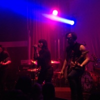 Uncle Acid and the deadbeats + Black Moth @Lido, Berlin