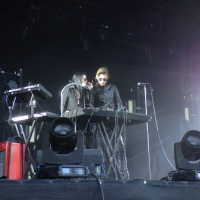 Nine Inch Nails + Cold Cave @Zitadelle Spandau, Berlin