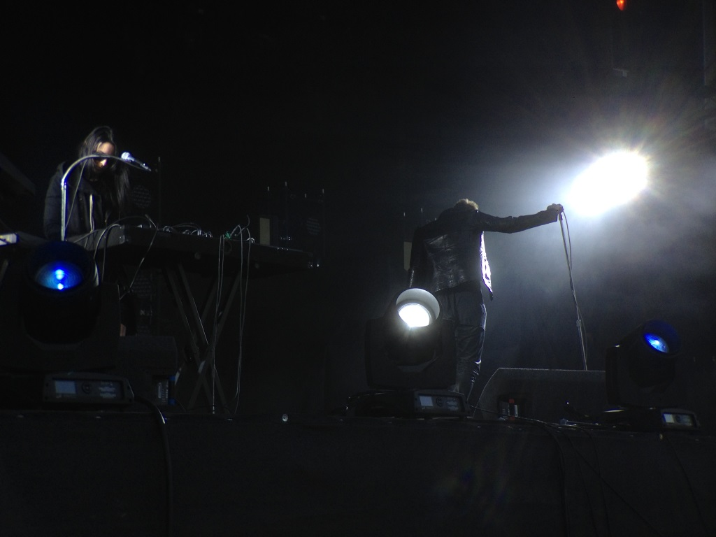 Nine Inch Nails + Cold Cave @Zitadelle Spandau, Berlin | It\'s only ...