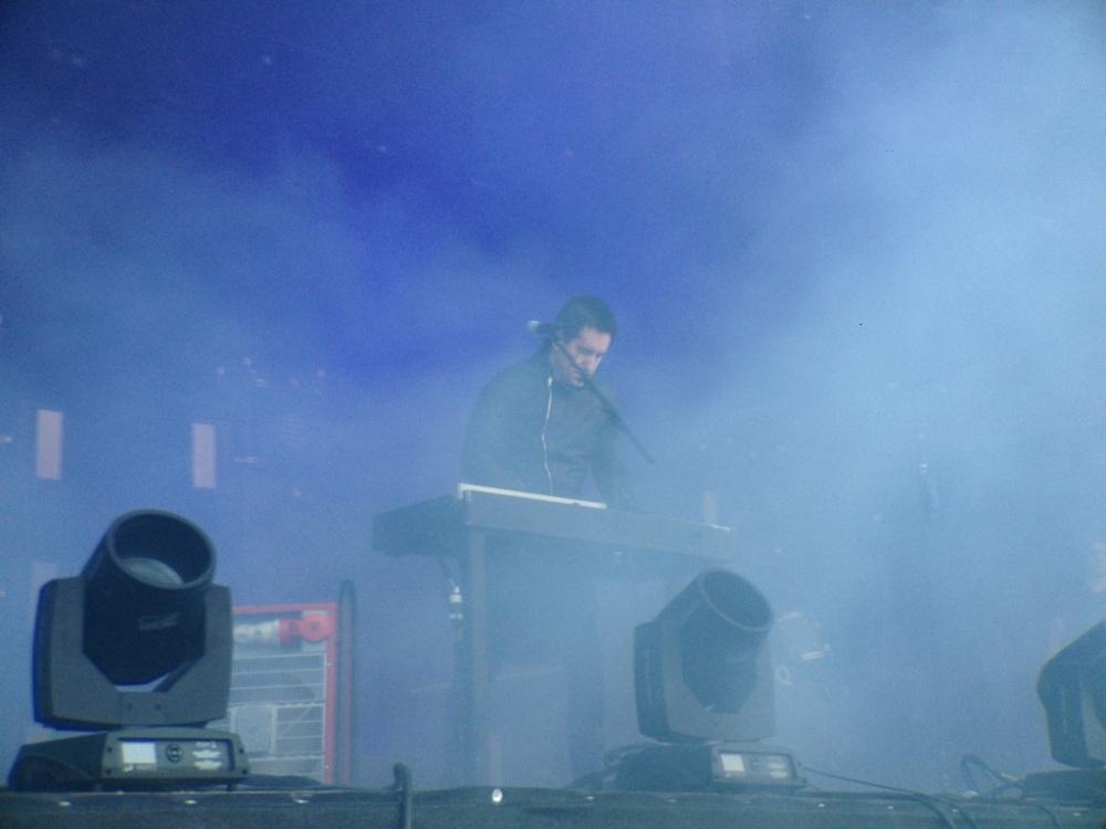 Nine Inch Nails + Cold Cave @Zitadelle Spandau, Berlin (2/6)