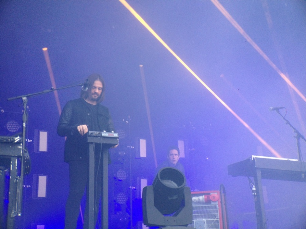 Nine Inch Nails + Cold Cave @Zitadelle Spandau, Berlin (3/6)