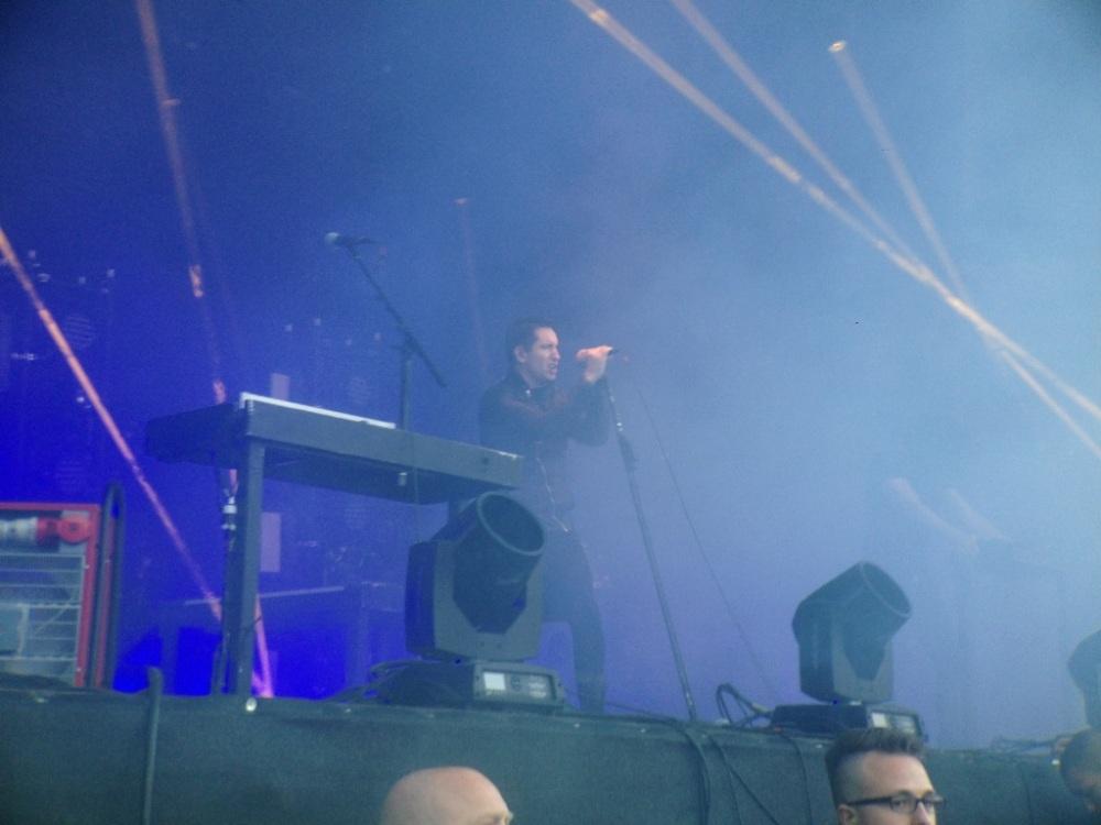 Nine Inch Nails + Cold Cave @Zitadelle Spandau, Berlin (4/6)