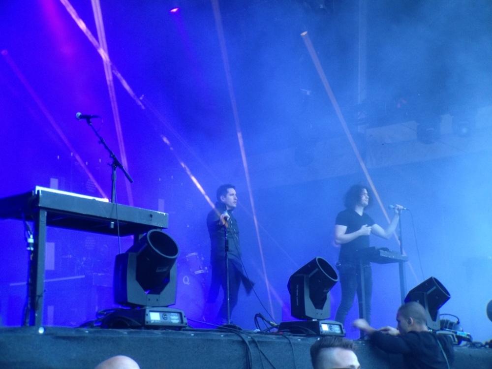 Nine Inch Nails + Cold Cave @Zitadelle Spandau, Berlin (5/6)