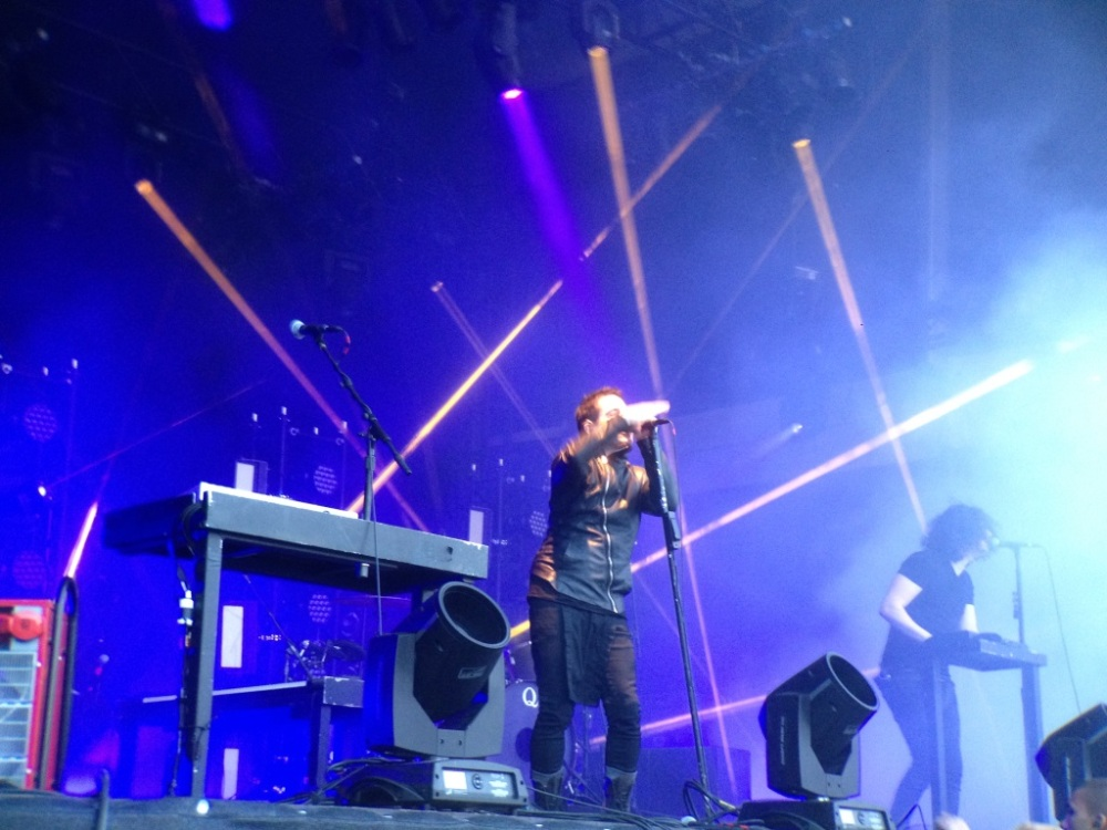 Nine Inch Nails + Cold Cave @Zitadelle Spandau, Berlin (6/6)