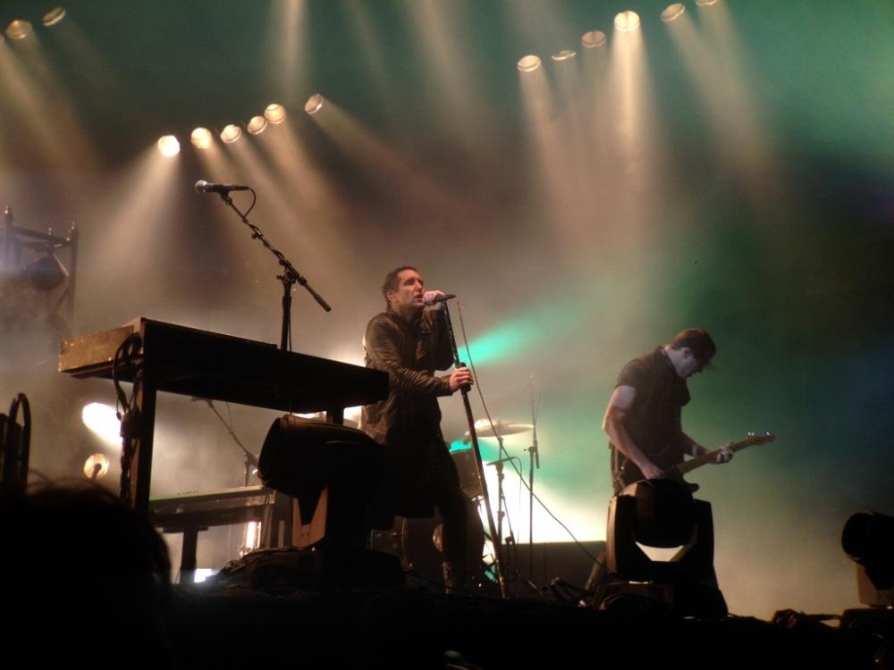 Nine Inch Nails + Cold Cave @Zitadelle Spandau, Berlin (1/6)
