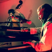 Hailu Mergia with Tony Buck and Mike Majkowski @ Urban Spree, Berlin