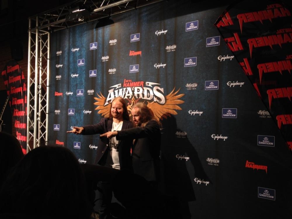 METAL HAMMER Awards: Blind Guardian + Paradise Lost + DeadLock + Reactory @ Kesselhaus, Berlin (4/6)