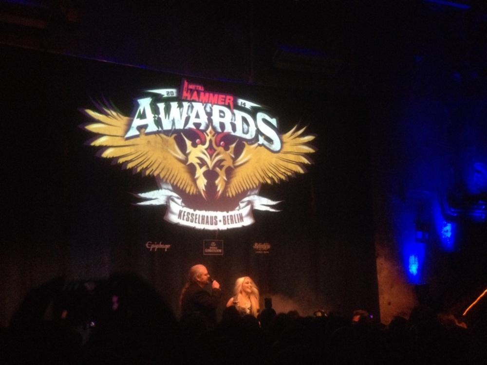 METAL HAMMER Awards: Blind Guardian + Paradise Lost + DeadLock + Reactory @ Kesselhaus, Berlin (6/6)