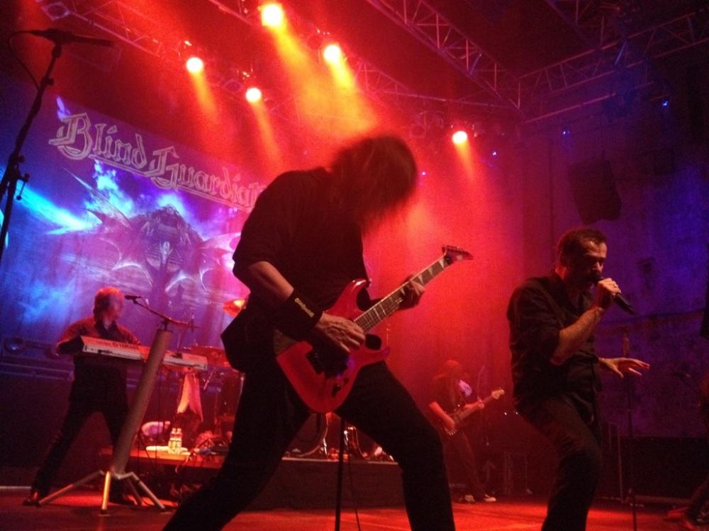 METAL HAMMER Awards: Blind Guardian + Paradise Lost + DeadLock + Reactory @ Kesselhaus, Berlin (1/6)