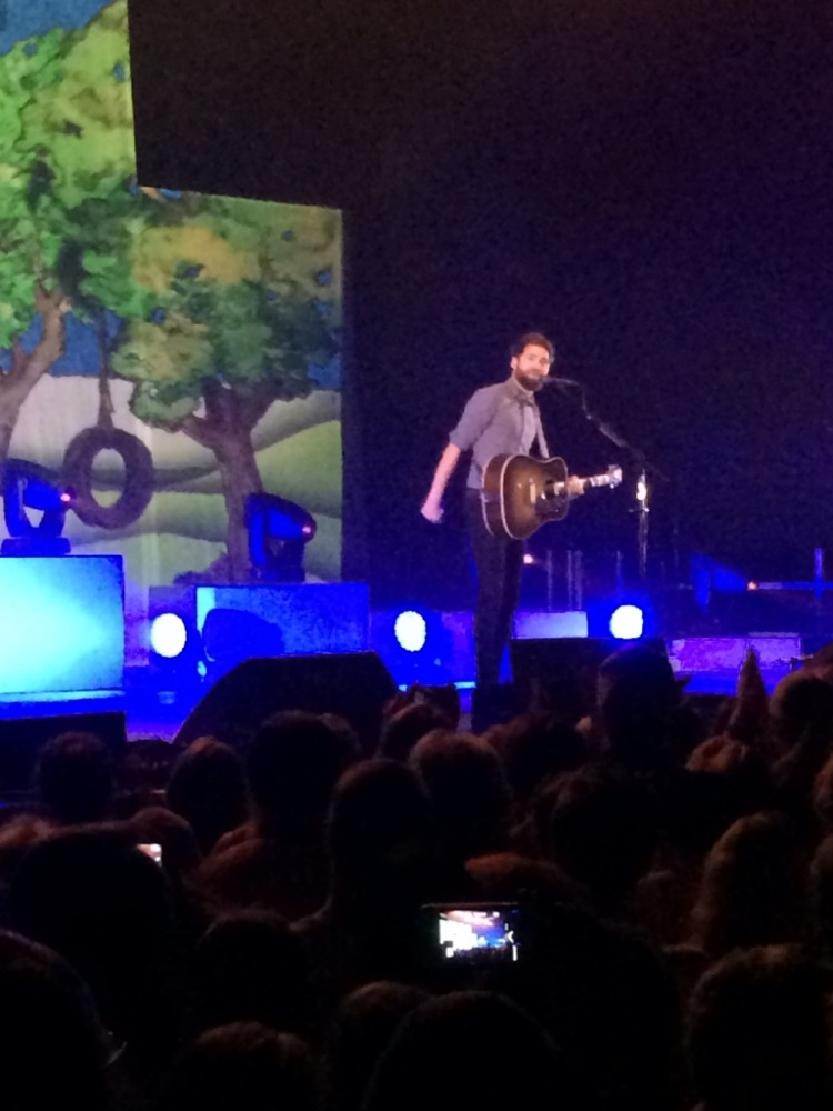 Passenger + The Once @ C-Halle, Berlin (3/6)