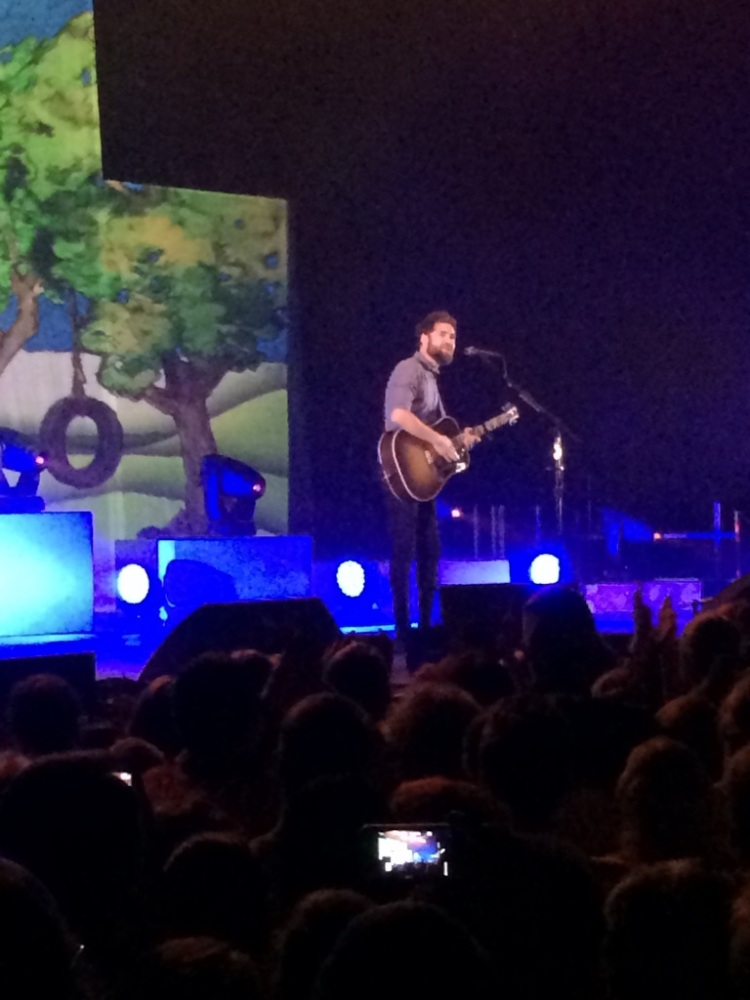 Passenger + The Once @ C-Halle, Berlin (4/6)