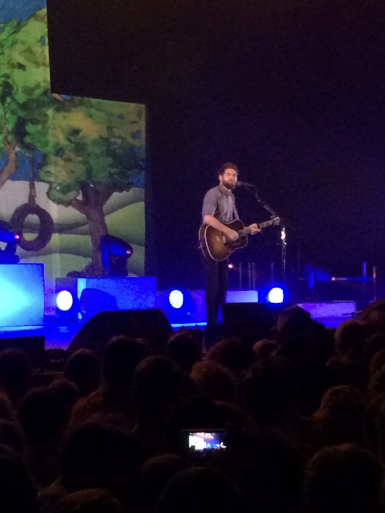 Passenger + The Once @ C-Halle, Berlin (5/6)