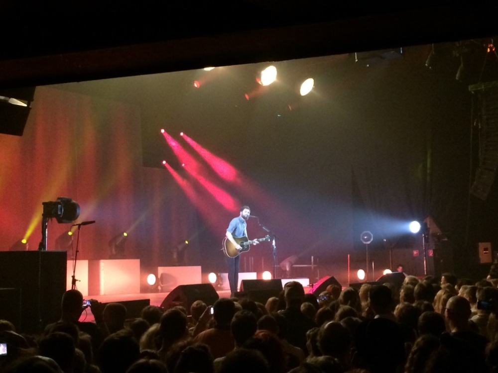 Passenger + The Once @ C-Halle, Berlin (1/6)