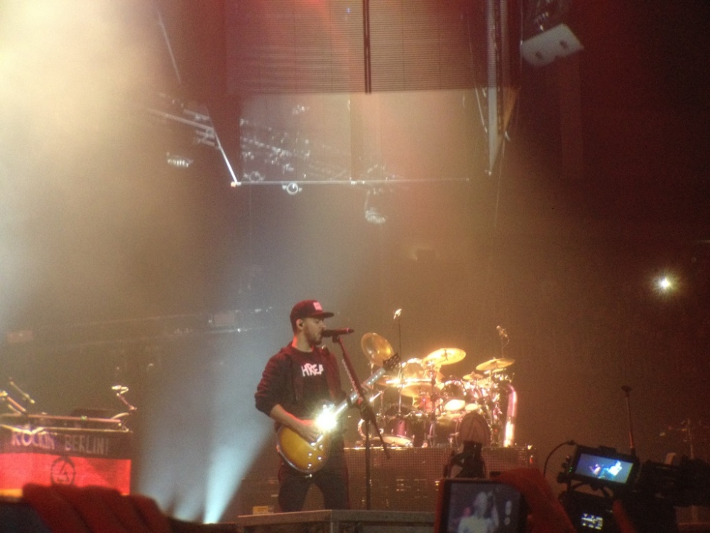 Linkin Park + Of Mice And Men @ O2 World, Berlin (Foto Report) (5/6)