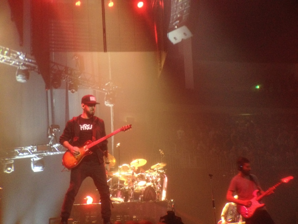 Linkin Park + Of Mice And Men @ O2 World, Berlin (Foto Report) (6/6)