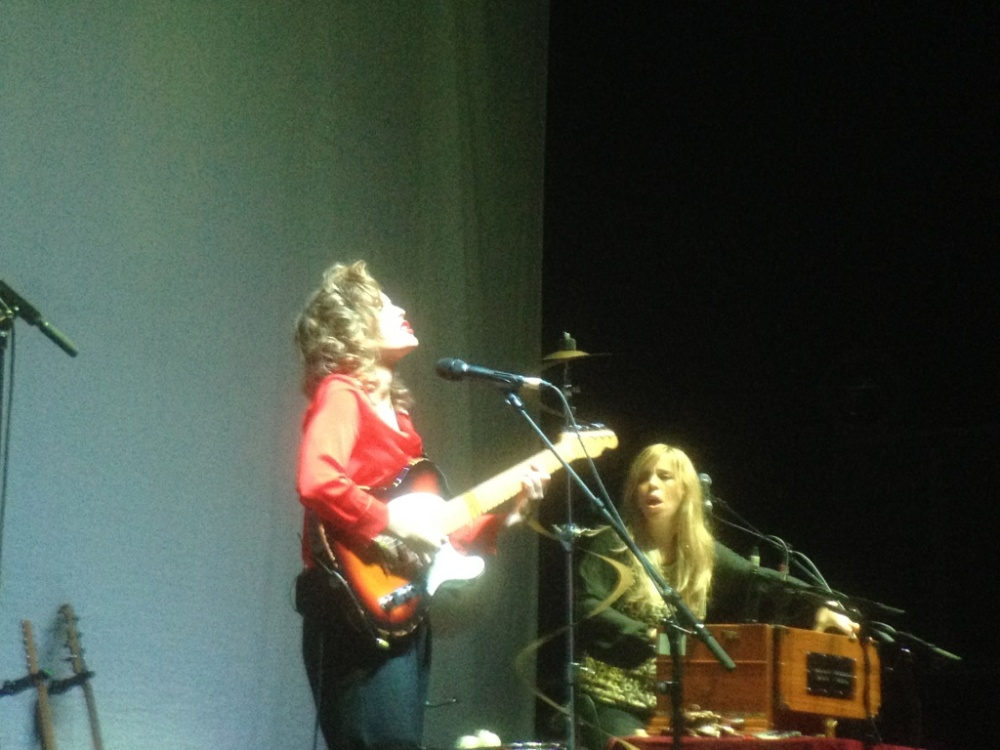 Morrissey + Anna Calvi @ C-Halle, Berlin (Foto Report) (5/6)