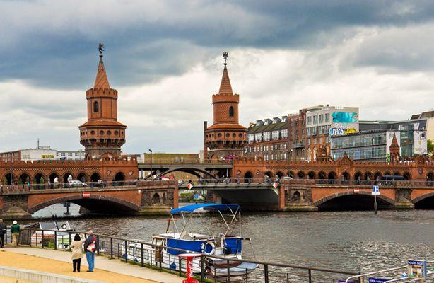 Oberbaum-Bridge-Berlin