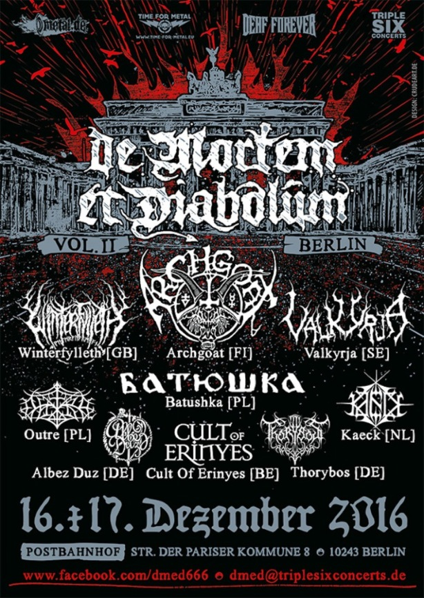 Death metal club berlin