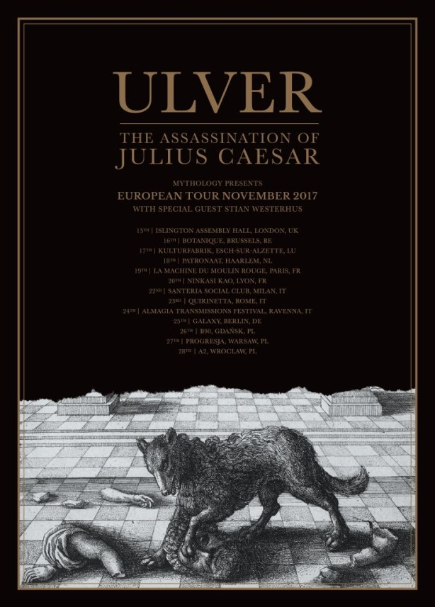 Ulver_European_Tour_November_2017