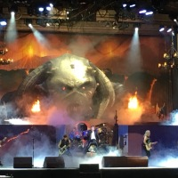 Iron Maiden + Killswitch Engage @ Waldbühne, Berlin