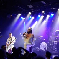 Hank von Hell + Virginia Hill + Tyler Leads @ SO36, Berlin