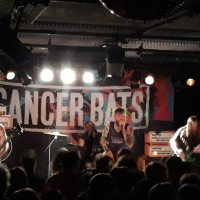 Cancer Bats + Underside + Devil May Care @ Musik & Frieden, Berlin