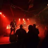 In the Woods... + Ereb Altor + Shores of Null + Isole @ Nuke Club, Berlin