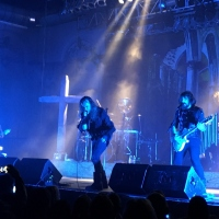 Moonspell + Rotting Christ + Silver Dust @ Huxley's Neue Welt, Berlin